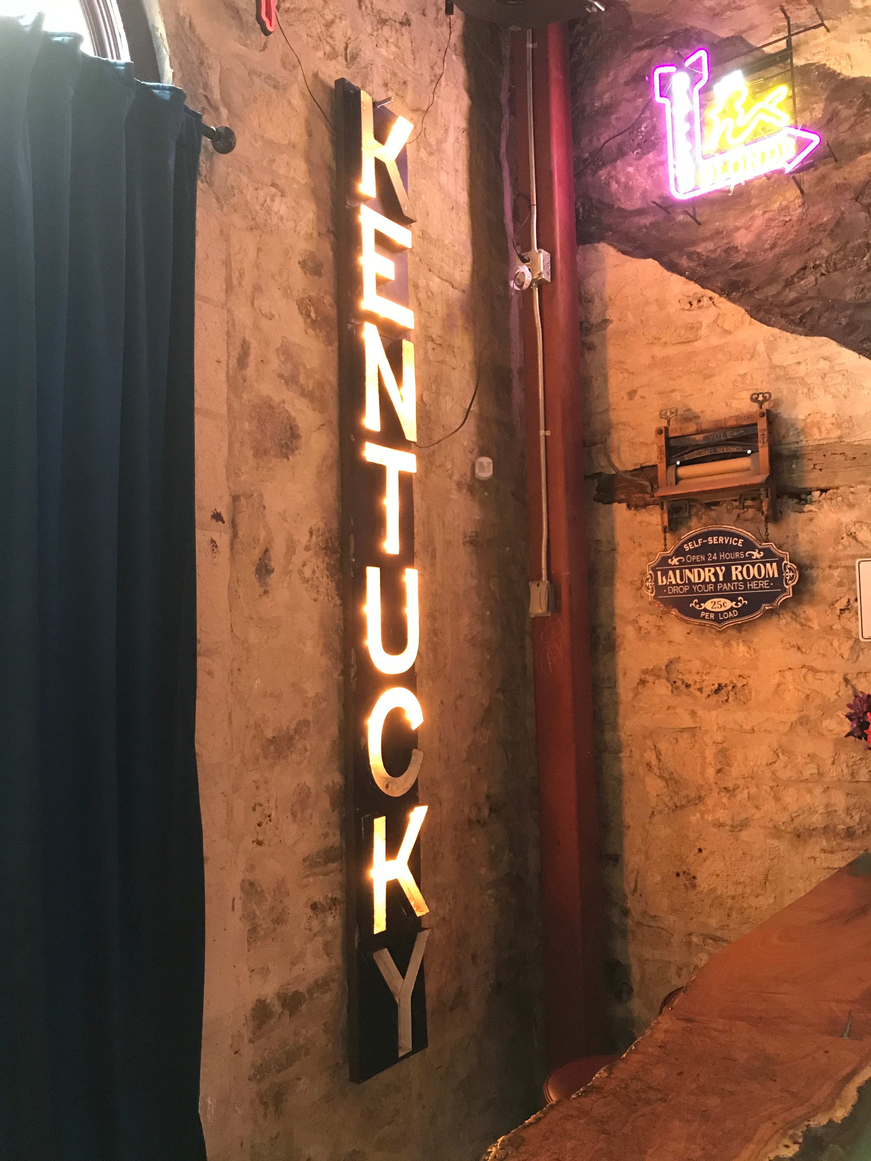 Kentucky - Barrels & Amps, Georgetown, TX